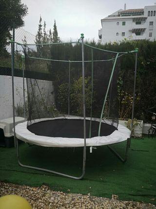 cama elastica