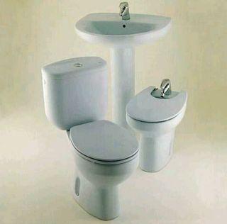 lavamanos y bidet Roca Victoria