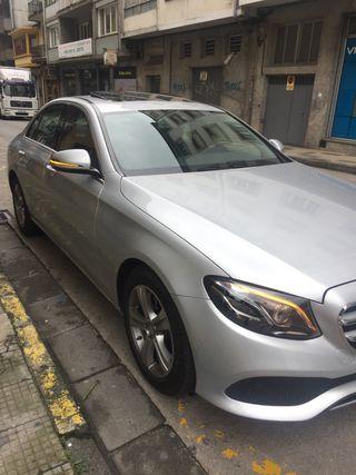 Mercedes-Benz Clase E 2017 9G