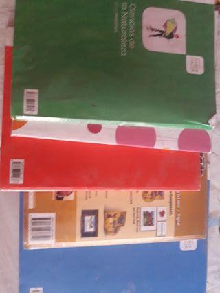 libros de texto de 3