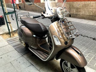 Vespa GTS 125 ie ABS Touring 2017