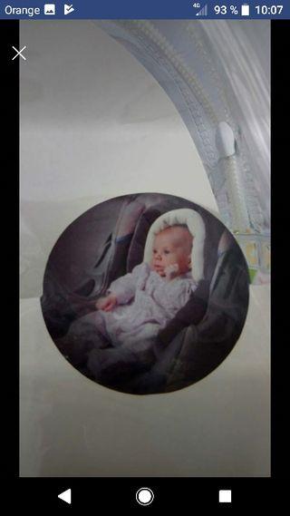 Cojin reductor carro bebé