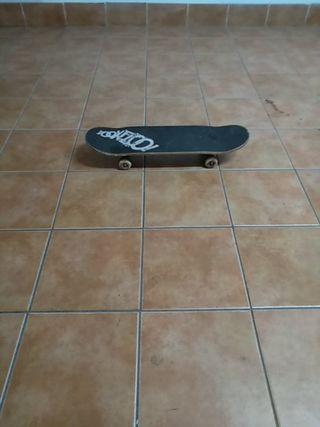 monopatín (skate)