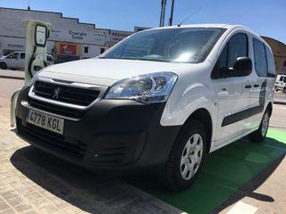 Peugeot Partner Eléctrica 100%