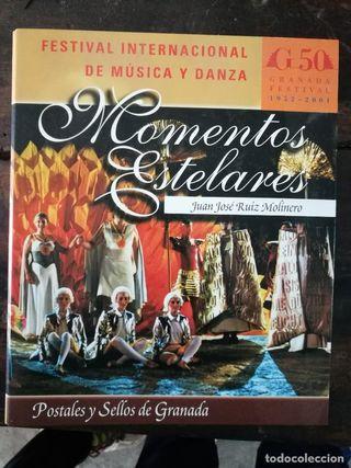Álbum del Festival internacional de música y danza