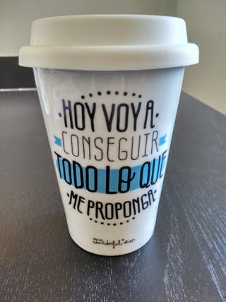 Vaso café mr. Wonderful