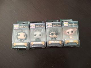 Llaveros Harry Potter muñecos