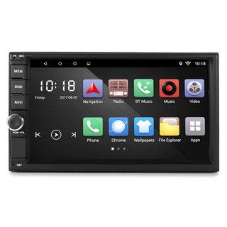 pantalla 2din android GPS, bluetooth,etc...
