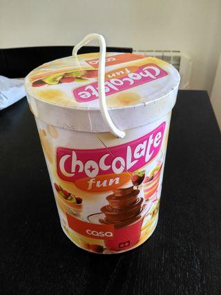 Fondue de chocolate nueva a estrenar