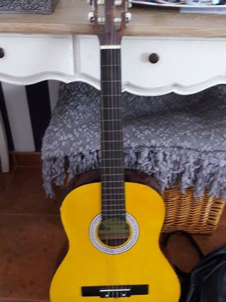 guitarra española .