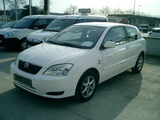 Toyota Corolla D4D SOL 3P