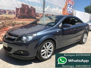 Opel Astra 1.8 Twin Top Cosmo 140CV