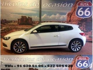Volkswagen Scirocco 2.0 TDI BlueMotion Technology