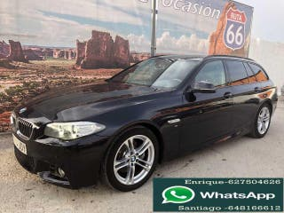 BMW Serie 5 520 D TOURING PAQUETE M