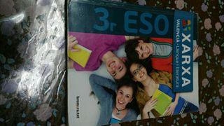 Libro valenciano 3 ESO