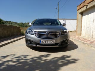 Opel Insignia 4x4 Country Tourer