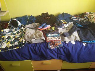 lote de ropa de niño 5_ 6 años