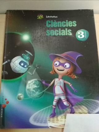 Libro Ciències Socials 3er Primària. Baula