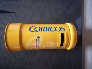 Hucha buzon Correos