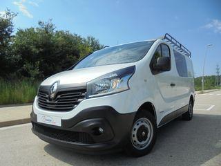 Renault Trafic 1.6DCI 120CV*SEMINUEVO*6 PLAZAS*IVA