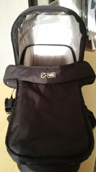 Capazo duro Mountain Buggy Duet
