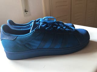 Adidas Superstars Azules (Talla 42)