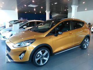 New Fiesta 1.0 EcoBoost 125cv Active SS 5p+Extras