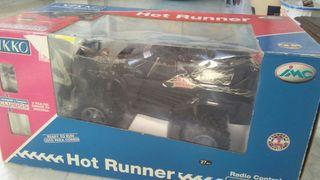 Coche RC Nikko Hot Runner