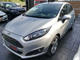 Ford Fiesta 2013 1.2 trend
