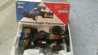 Coche RC Nikko Super FOX