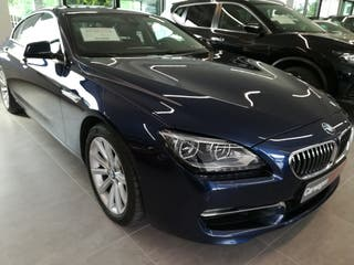 Bmw Serie 640xd G. coupe 2013