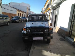 Toyota Land Cruiser 90 1998