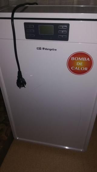 Aire acondicionado portatil Orbegozo 125