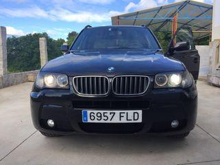 BMW X3 2007 3.0 si 272 cv