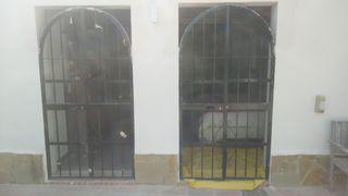 rejas ventanales cancelas puertas