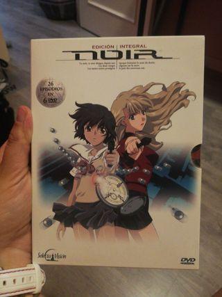 Serie Noir DVD