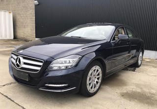 Mercedes-Benz Clase CLS 2014