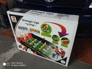 Futbolin niños +3 años nuevo