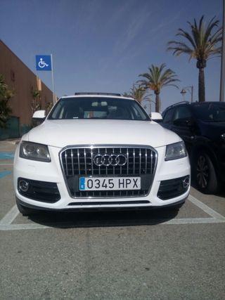 Audi Q5 TDI 179CV Advance 2013 Techo Panorámico