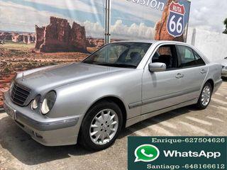 Mercedes Clase E E 320 CDI AUT ELEGANCE