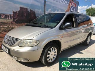 Chrysler Grand voyager 3.3 LX