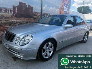 Mercedes Clase E E 270 Cdi Avantgarde