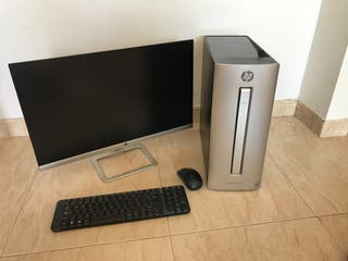 Gaming-PC HP ENVY Desktop 750-005NS (ENERGY STAR)