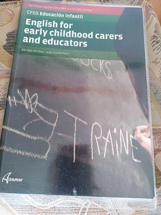 libro English Educación infantil
