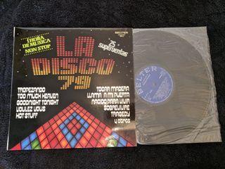 """Disco de vinilo """"La disco 79"""""""