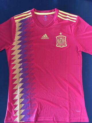 Camisetas Selección Española