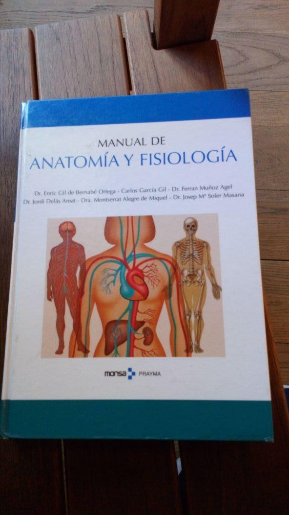 Manual de anatomia y fisiologia de segunda mano por 40 € en ...