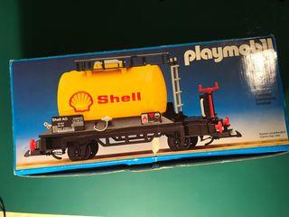 Playmobil Vagon Shell