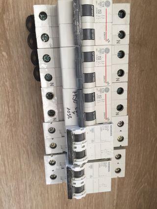 Termicos de electricidad