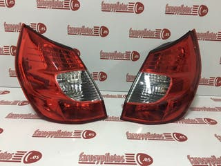 Pilotos traseros Renault Scenic II 06-09 Restyling